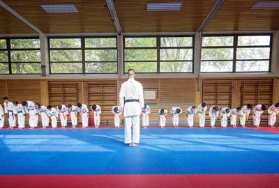Kinder Karate Ansbach